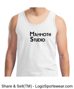 Tank Top Design Zoom